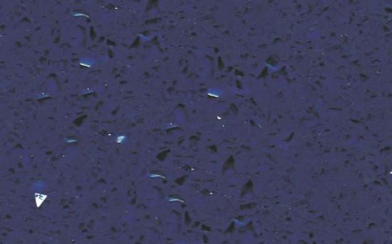 Stellar Blue Quartz